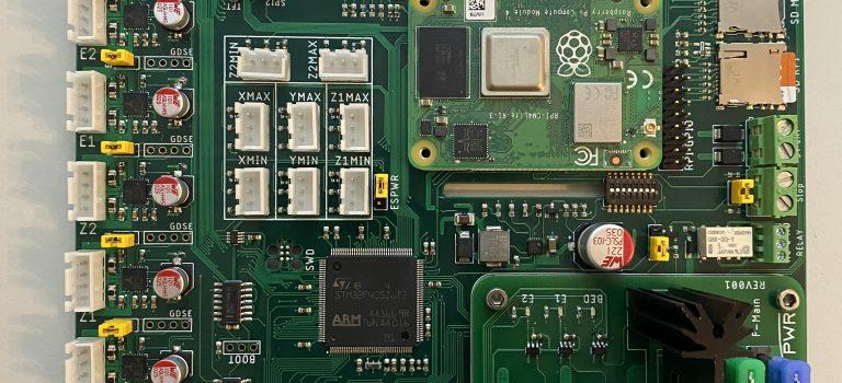 Sigmoid Series – 3D Printer Control Units
