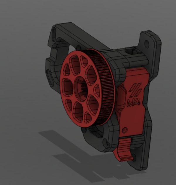 Voron M4 Extruder